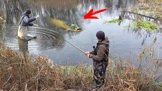 Рыбалки на донце