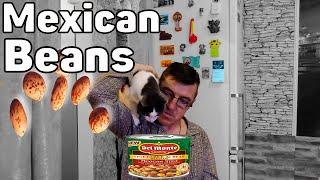У Макса 1,37 тыс. подписчиков Мексиканская Бобовая закуска beans mexican classic Всегда полагал, что Мексиканская кухня, это априори качественно  и Остро.  Но это Мексиканское лакомство, не совсем то что рассчитывал.  Мексиканская