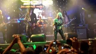 Doro Pesch-Burning the Witches+Fight For Rock- Carioca Club -SP 08/03/2014
