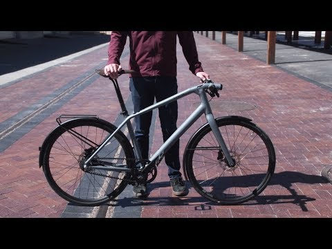 First Impressions: Canyon Urban 8.0 Commuter Bike