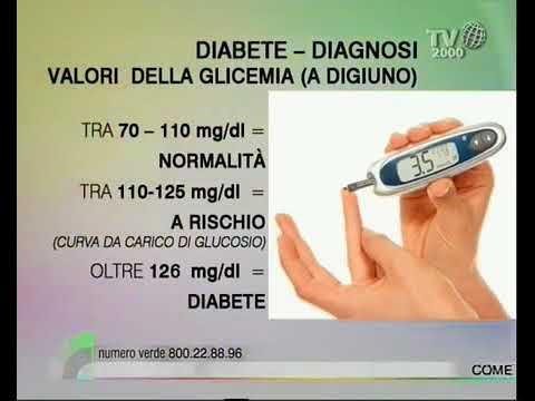 Farina senza glutine per i diabetici