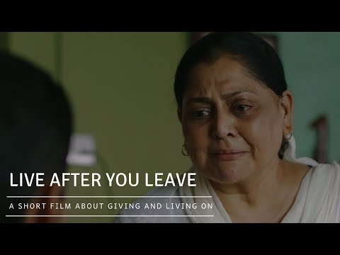 Live after you leave