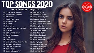English Songs 2020 🧁 Top 40 Popular Songs Collection 2020 🧁 Best English Music Playlist 2020