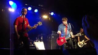 Chixdiggit live at the Relentless Garage London 30.03.11