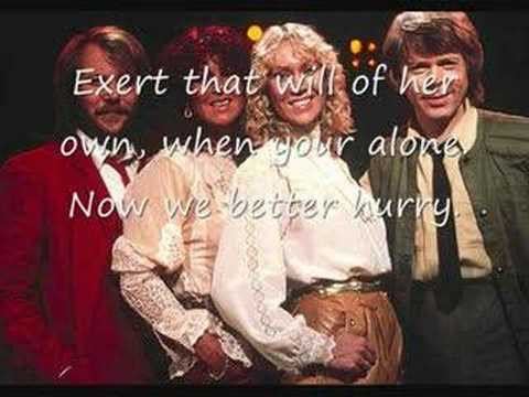 [Lyrics] ABBA-Head Over Heels