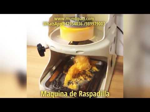 Maq Raspadilla 'ET WF A288WH