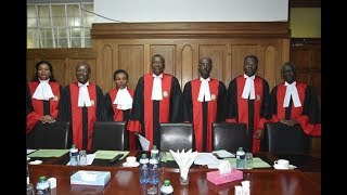 Petitions filed last night challenging President Uhuru's 26th October election win