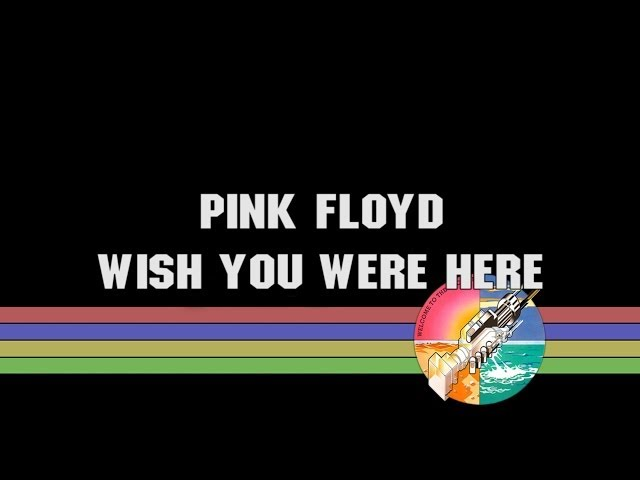 Limp Bizkit And John Rzeznik Cover Of Pink Floyd S Wish You Were