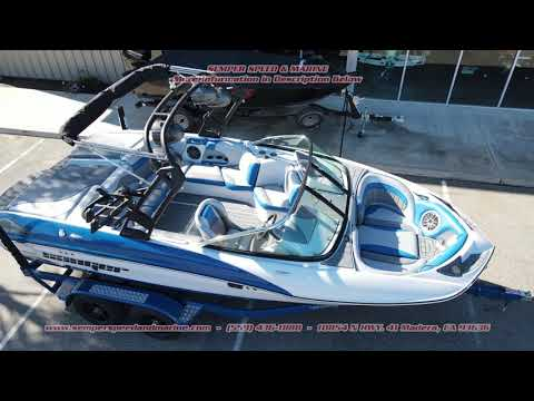 2021 Sanger Boats 212 SL in Madera, California - Video 2