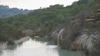 preview picture of video 'Bagno Vignoni (ex) terme libere'