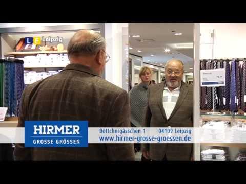 Hirmer GROSSE GRÖSSEN in Leipzig - der Spezialist für Herrenmode in Übergrößen