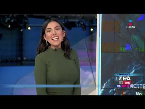 Pronóstico del tiempo 3 de noviembre de 2020 | Noticias con Francisco Zea