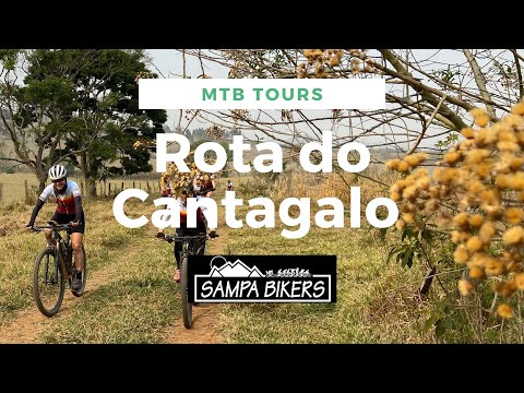 Video Rota do Cantagalo de MTB 2020