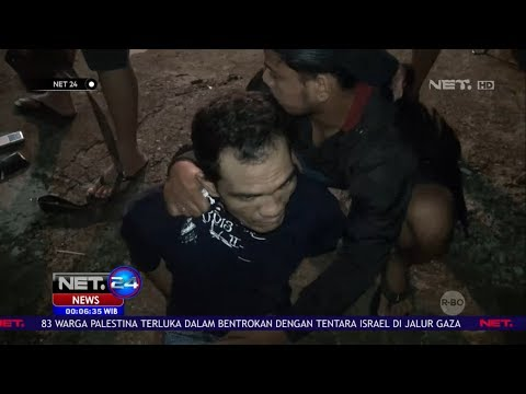 Napi di Padang Tertangkap Basah Sedang Bertransaksi Narkoba NET24
