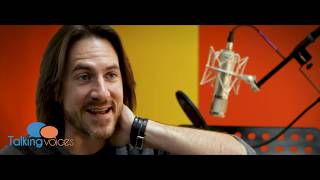 Matthew Mercer on The Legend of Vox Machina's kickstarter Campaign | Talking Voices EXTRAS