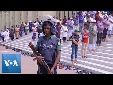 Muslims in Bangladesh condemn New Zealand mosque shootings
