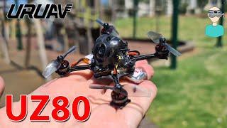 Build A 1s Micro Quadcopter - URUAV UZ80 // Build, Setup & Review