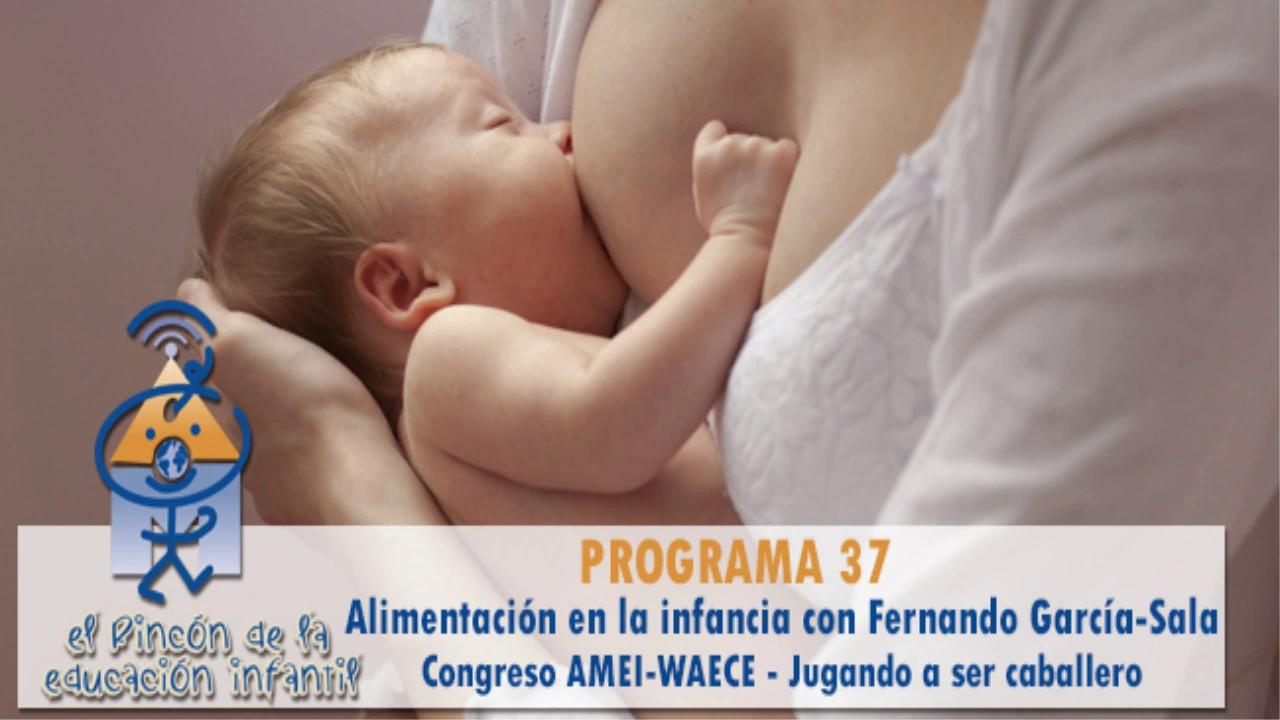 Alimentación en la infancia - Congreso AMEI-WAECE - Marisol Justo - Jugando a ser caballeros (p37)
