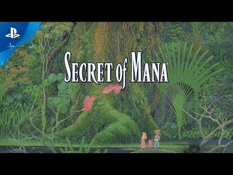 Trailer de Secret of Mana