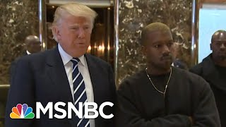 Charlamagne And Ari Melber On Kanye, Therapy & Black Masculinity   The Beat With Ari Melber   MSNBC