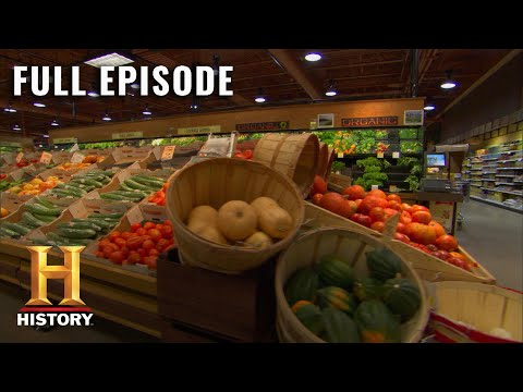 , title : 'Modern Marvels: How Supermarkets Operate (S13, E52) | Full Episode | History