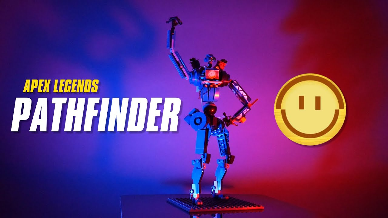 LEGO Apex Legends Pathfinder
