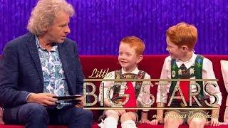 Die Schuhplattlerbrüder (Felix Und Adam) | Little Big Stars Mit Thomas Gottschalk | SAT.1