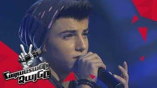 Karen Ughuryan sings 'Ես սիրում եմ քեզ' - Gala Concert – The Voice of Armenia – Season 4