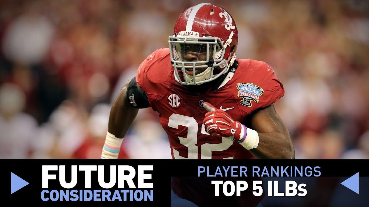 2014 NFL Draft: Ranking the best inside linebackers (Future Consideration) thumbnail