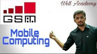 GSM Architecture in Hindi | Call Routing Explanation | GSM Architecture in Mobile computing in hindi