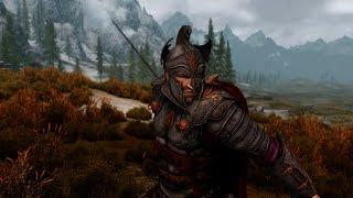 Рубрика: Моды для The Elder Scrolls 5: Skyrim Броня Имперского Генерала и Жопная Сумка
