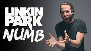 "LINKIN PARK - ""Numb""  (Cover version by Jonathan Young & Lee Albrecht)"