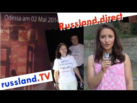 Gegen Russenhass und Medien-Manipulation [Video]