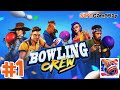 Bowling Crew Gameplay Walkthrough Part 1 android ios Jo