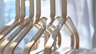 Delicate Bamboo Hanger for Delightful Day