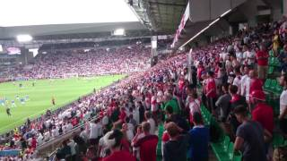 Euro 2016 - England vs Slovakia - It's Coming Home / 3 Lions (4K Ultra HD)