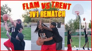The Worst 1v1 Basketball Rematch In Human History!