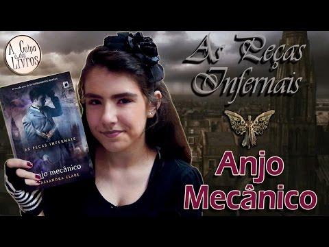 A Culpa � dos Livros - Anjo Mec�nico
