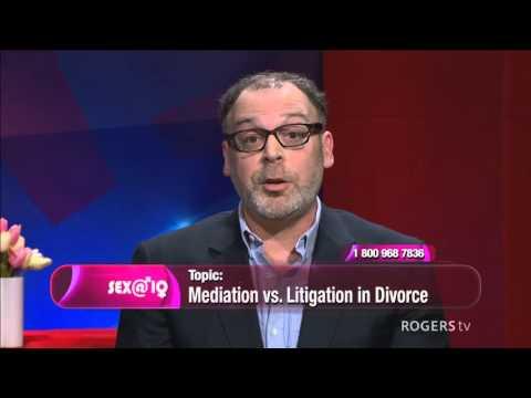 Sex @ 10 with Rebecca - Mediation vs. Litigation in Divorce