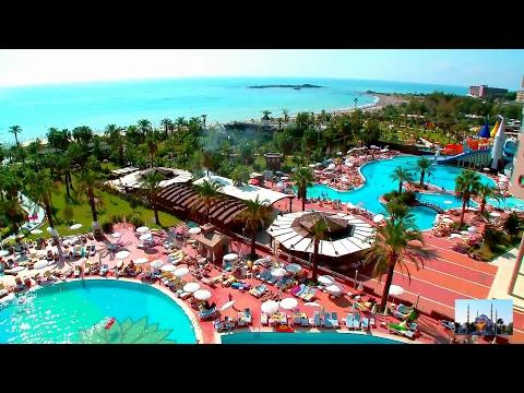 Роскошный отель Kirman Leodikya Resort 5*! Турция, Аланья