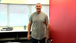 LetsGetMoving Ep 19 Office Stretch Pt2