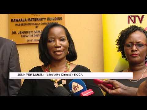 Musisi commissions Kawaala Health Center