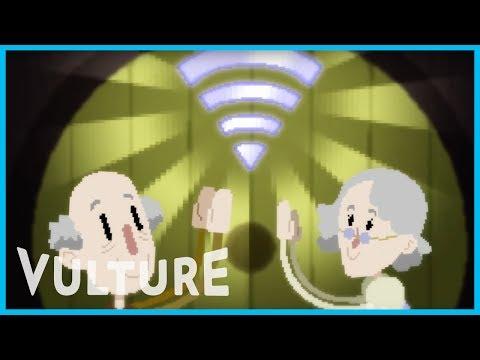 Balada o udatném zachránci wi-fi