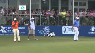 Anirban Lahiri Wins Macau Open : Highlights Round 4