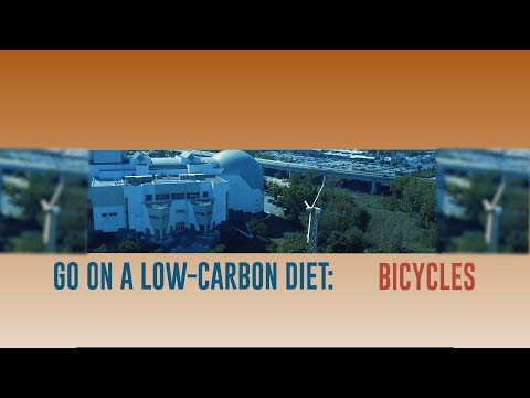 Go On a Low Carbon Diet: Bicycles