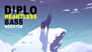 Diplo   Heartless [Bass Boosted]
