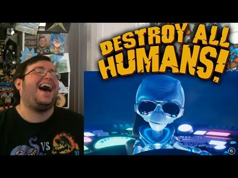 """, title : 'Gors """"Destroy All Humans!"""" Remake Reveal Trailer REACTION (My boy Crypto is back!)'"""
