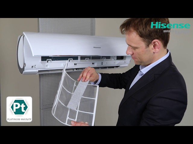 HISENSE AS-10UW4SVETS10 LUX Design SUPER DC Inverter