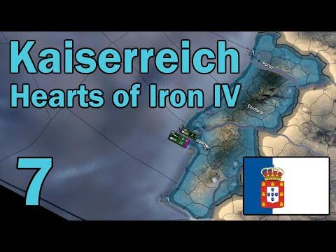 O ponto de viragem - Kaiserreich - Portugal - Hearts of Iron IV - #7