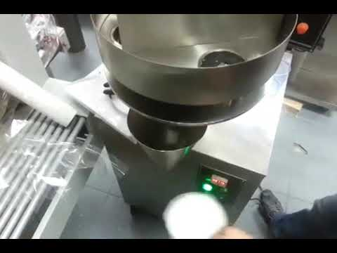 Dispensador de polvos o granos Volumétrico  dosificador  por medio de pedal